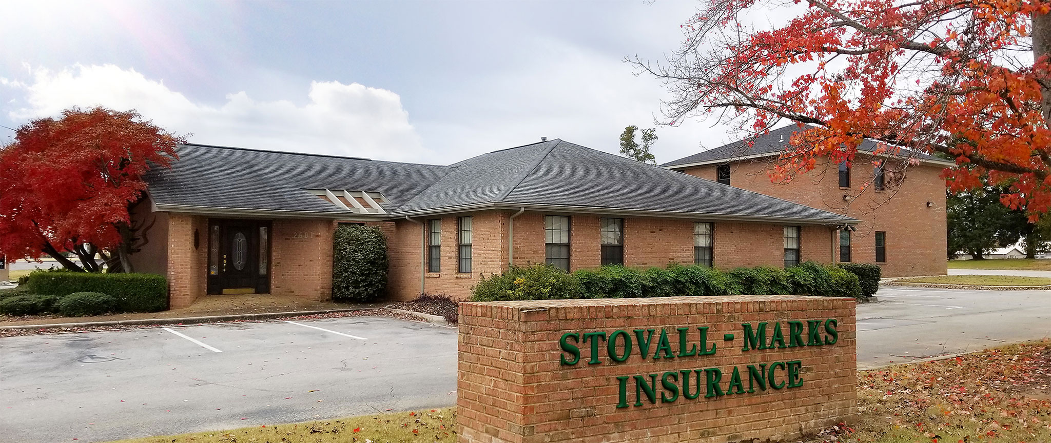 Stovall Marks Insurance located in Decatur, AL.